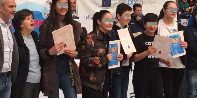 Concorso letterario nazionale, Veroli 2 sul podio