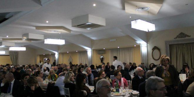 Cena Avsi Point Frosinone, venduti oltre 600 biglietti