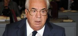 E' morto Giuseppe Ciarrapico